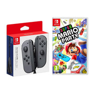 Super Mario Party Video Game + Nintendo Joy-Con Controllers-Gray-Daily Steals
