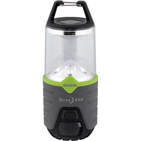 Daily Steals-Nite Ize Radiant 300 Rechargeable Lantern with USB Recharging Cord + Power Bank-Outdoors and Tactical-
