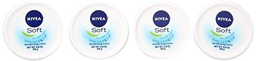 Daily Steals-NIVEA Soft Moisturizing Vitamin E Skin Creme - 4 Pack-Health and Beauty-