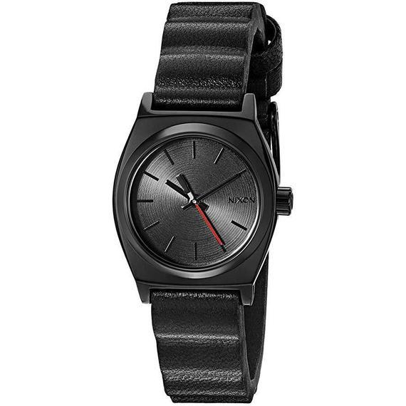 Daily Steals-Nixon Women's Quartz Stainless Steel and Leather Watch-Watches-