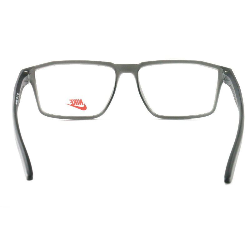 Nike Men's Eyeglasses EV5003 070 Matte Anthracite 53 14 130 Demo Lens