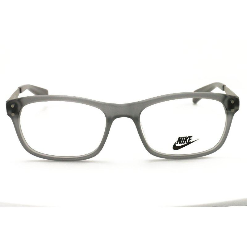 Nike Men's Eyeglasses EV7209 069 Gray 51 18 140 Demo Lens