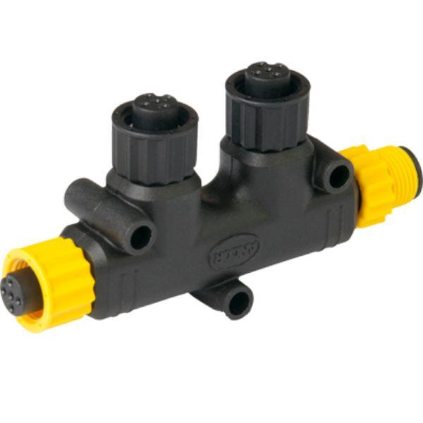 Daily Steals-NMEA 2000 Two Way Tee Connector By Ancor-Marine-