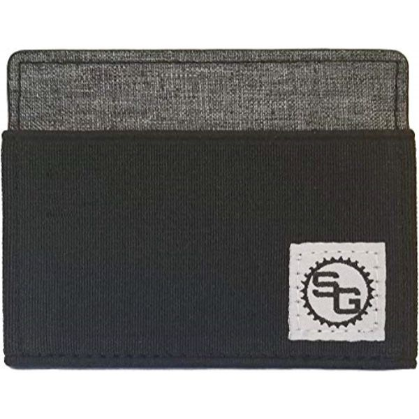 NoFold Minimalist Front Pocket Wallet-Gray-Daily Steals