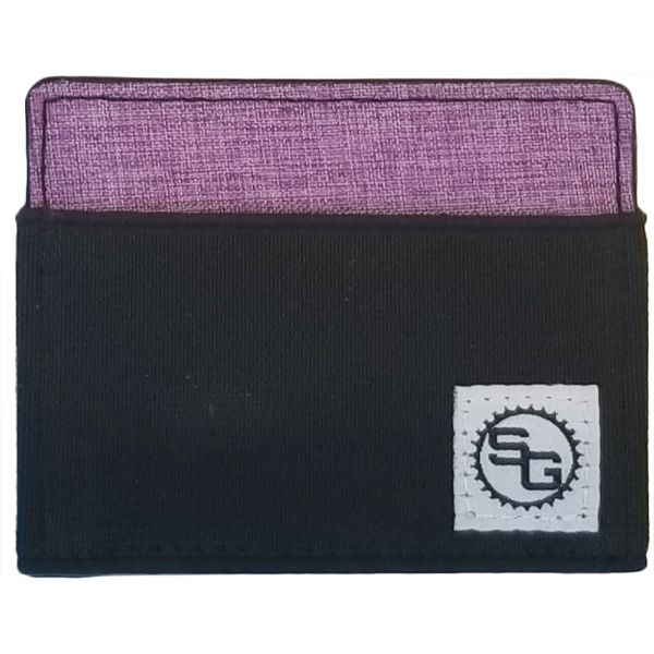 NoFold Minimalist Front Pocket Wallet-Purple-Daily Steals