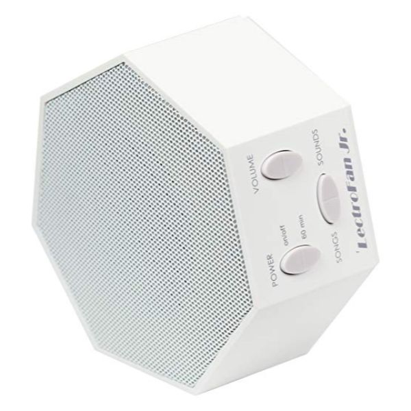 LectroFan Jr. White Noise Machine-Daily Steals