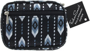Fashion Smart Pill and Vitamin Clutch - 2 Pack-Aztec-Daily Steals