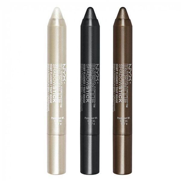 Daily Steals-NYX Infinite Shadow Stick-Eye Shadow - 4 Pack-Health and Beauty-