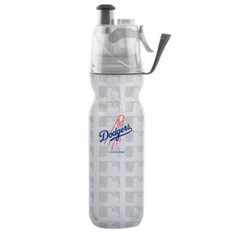 O2COOL ArcticSqueeze Insulated Mist 'N Sip MLB Water Bottle - 2 Pack-Dodgers-Daily Steals