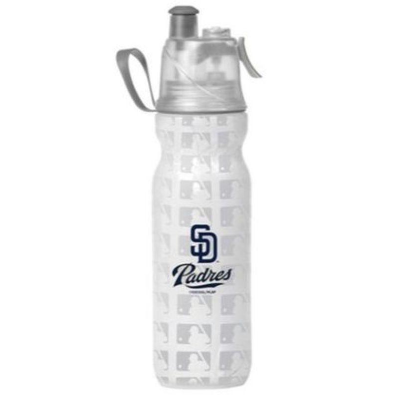 O2COOL ArcticSqueeze Insulated Mist 'N Sip MLB Water Bottle - 2 Pack-Padres-Daily Steals