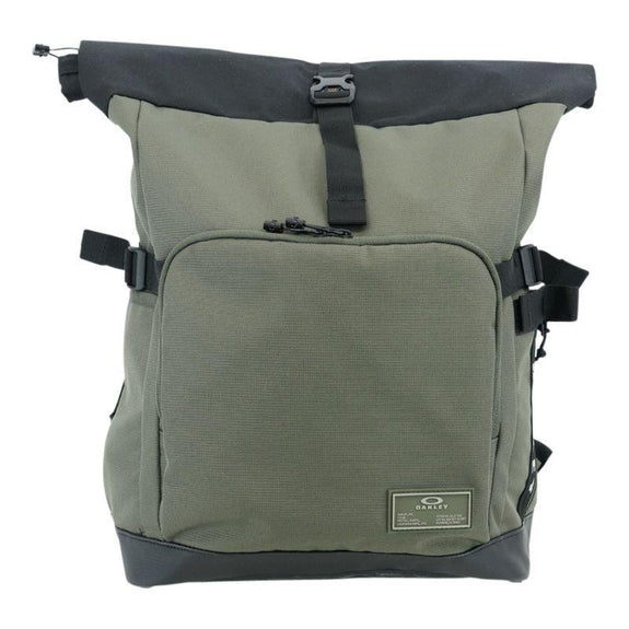 Oakley Rolled Up Backpack-Dark Brush-Daily Steals