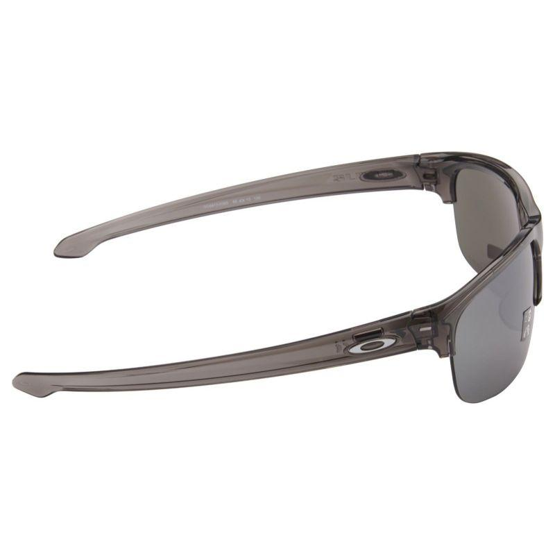 Oakley Sliver Edge Sunglasses OO9413 0565 Grey Smoke Prizm Black Lens-Daily Steals