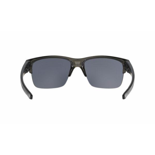 Daily Steals-Oakley Thinlink Sunglasses Smoke Frame Grey Lenses 9316-01-Sunglasses-