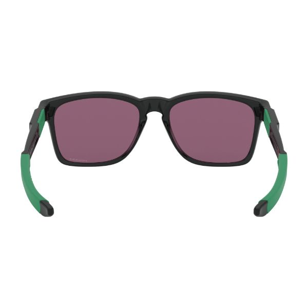 Oakley Catalyst OO9272-26-55 Sunglasses Black Ink Prizm Jade Lens 9272 26-Daily Steals