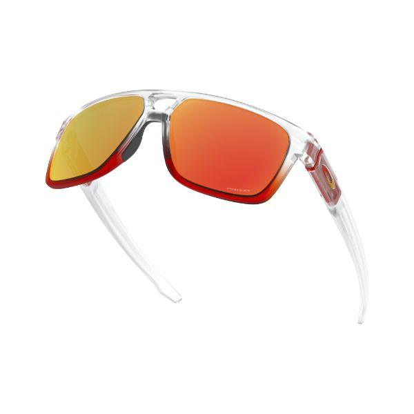 Oakley Crossrange Patch sunglasses Ruby Mist Prizm Ruby OO9382-08-Daily Steals