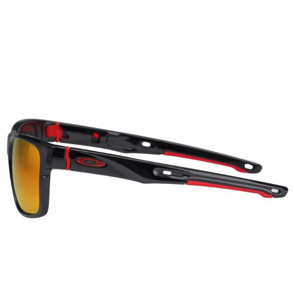 Oakley Crossrange Sunglasses Black Prizm Ruby 9371-0857 Cross Asian 9371-08-Daily Steals