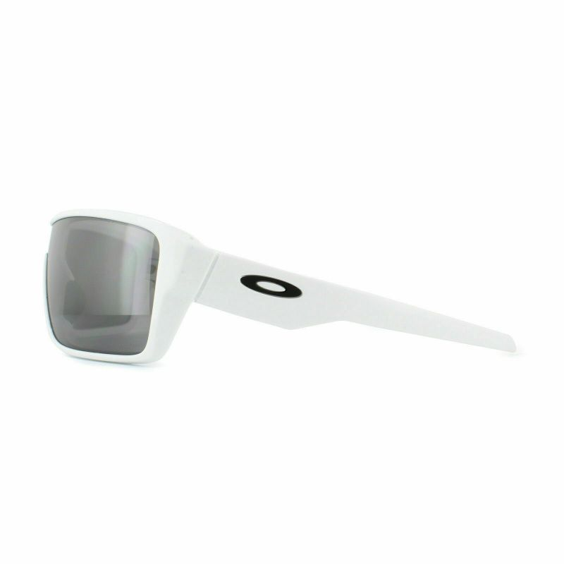Oakley Ridgeline OO9419-02 Sunglasses Polished White Prizm Black Polarized-Daily Steals