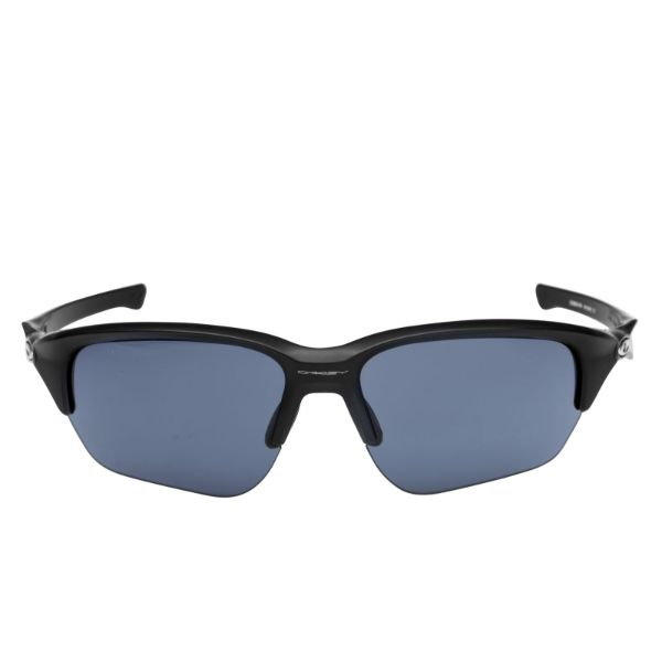 Oakley Sunglasses Flak Beta Matte Black Frame Grey Lens OO9363 01-Daily Steals