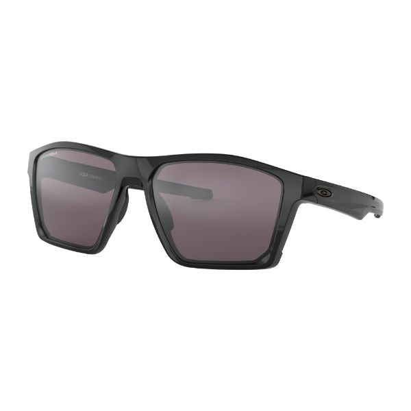 Oakley Targetline Sunglasses OO9397-01 Polished Black Prizm Grey Lens-Daily Steals