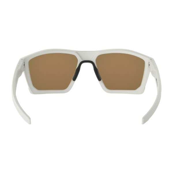 Oakley Targetline Sunglasses OO9397-0358 Matte White Prizm Ruby Lens-Daily Steals