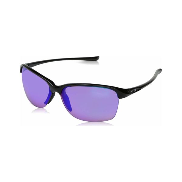 Oakley Unstoppable OO9191-15 Sunglasses Polished Black Prizm Golf Lens-Daily Steals