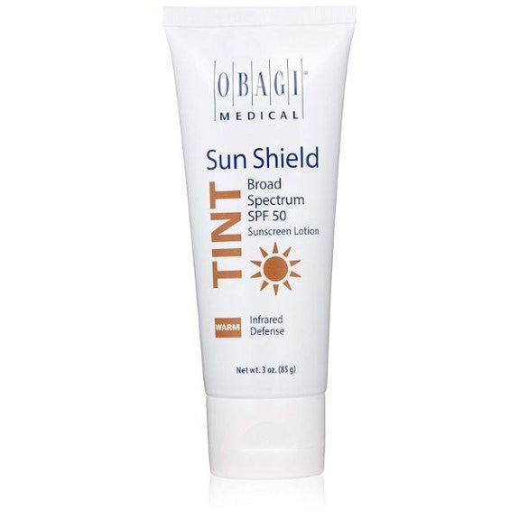 Daily Steals-Obagi SunShield TINT SPF 50 Sunscreen Lotion Infrared Defense-Personal Care-