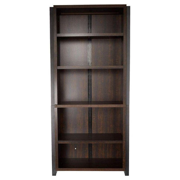 Offex Home Office Freestanding 5-Shelf Bookcase-Daily Steals