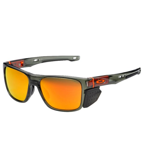 update alt-text with template Daily Steals-Oakley Crossrange Sunglasses Olive Ink Prizm Ruby 9361-11 OO9361-11 57mm-Accessories-