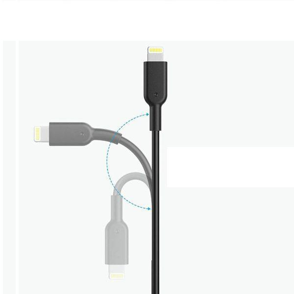 Anker Durable, Tangle-Free Powerline II Lightning Cable