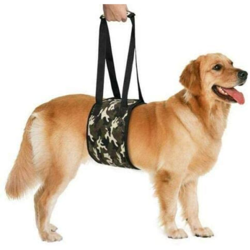 Dog Sling Style Pet Dog Full Body Lift Harness for Dysplasia, Injuries