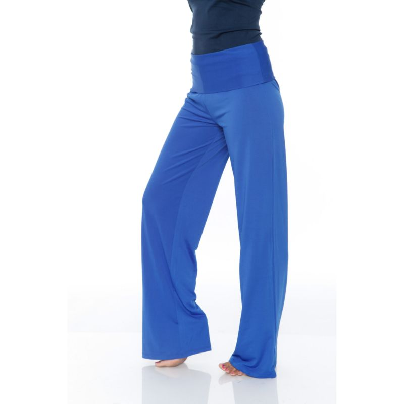 Women's Printed Palazzo Pants - Royalty-Daily Steals