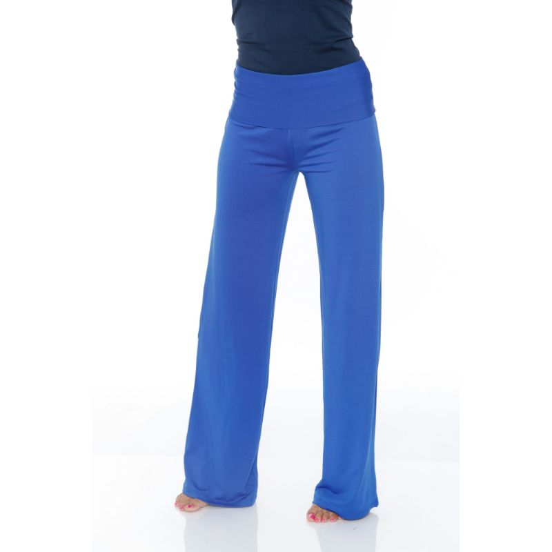 Women's Printed Palazzo Pants - Royalty-XL-Daily Steals
