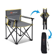 Outdoor Portable Beach Folding Fishing Camping Chair-Daily Steals