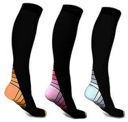 [3 or 6 Pairs] Unisex Sports Compression Socks-Daily Steals