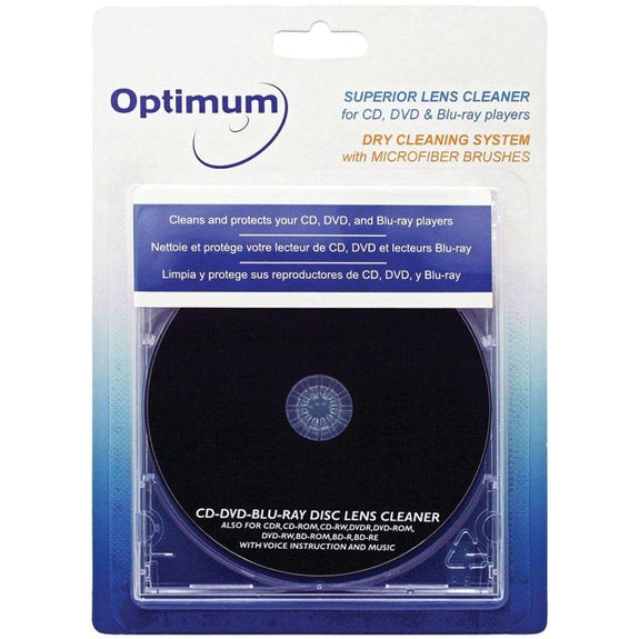 Optimum Superior Lens Cleaner (OPTCDDVDLC)-Daily Steals
