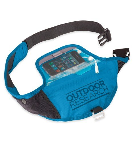 Outdoor Research Sensor Dry Holster with Stretch Mesh Waist Pocket-Daily Steals