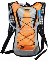 Multipurpose Hydration Backpack with Removable 70-Ounce Water Bladder-Orange-Daily Steals