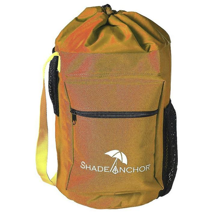 Shade Anchor Bag - Beach Umbrella Sand Anchor-Orange-Daily Steals