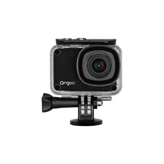 Orgoo Swift 4K Waterproof Action Camera Bundle-