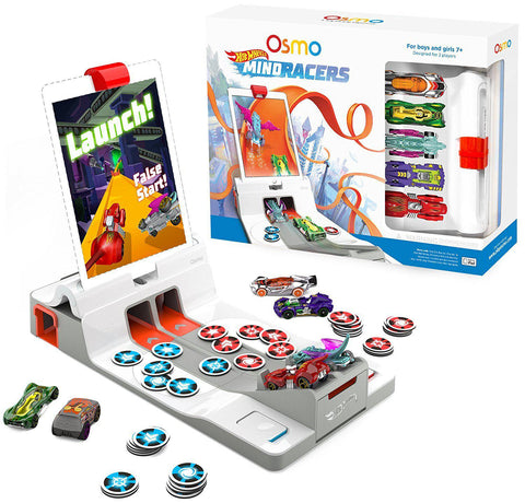 Osmo Hot Wheels MindRacers Game for iPad
