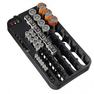 Battery Organizer, Comes With Power Tester-Daily Steals