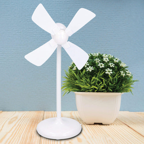 28d14e6fcd Daily Steals-Miniature USB Desk Fan-Computer and Laptop Accessories-White-