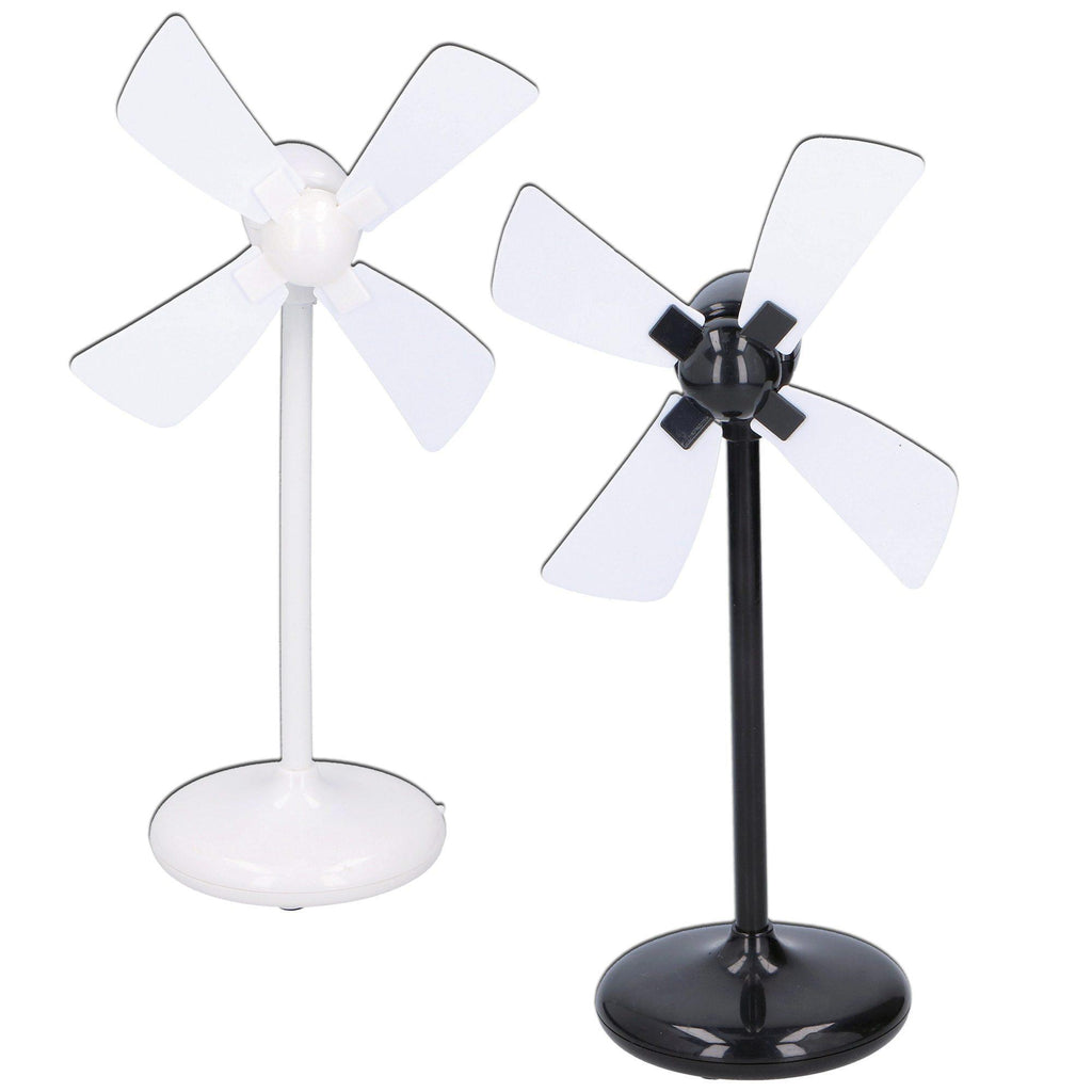 Miniature USB Desk Fan-Black-Daily Steals