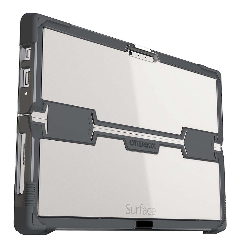 OtterBox SYMMETRY for Microsoft Surface Pro 3 - Clear / Slate Gray-Daily Steals