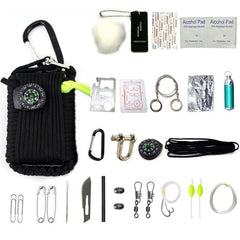 Deals on Outdoor Emergency Disaster Survival Kit