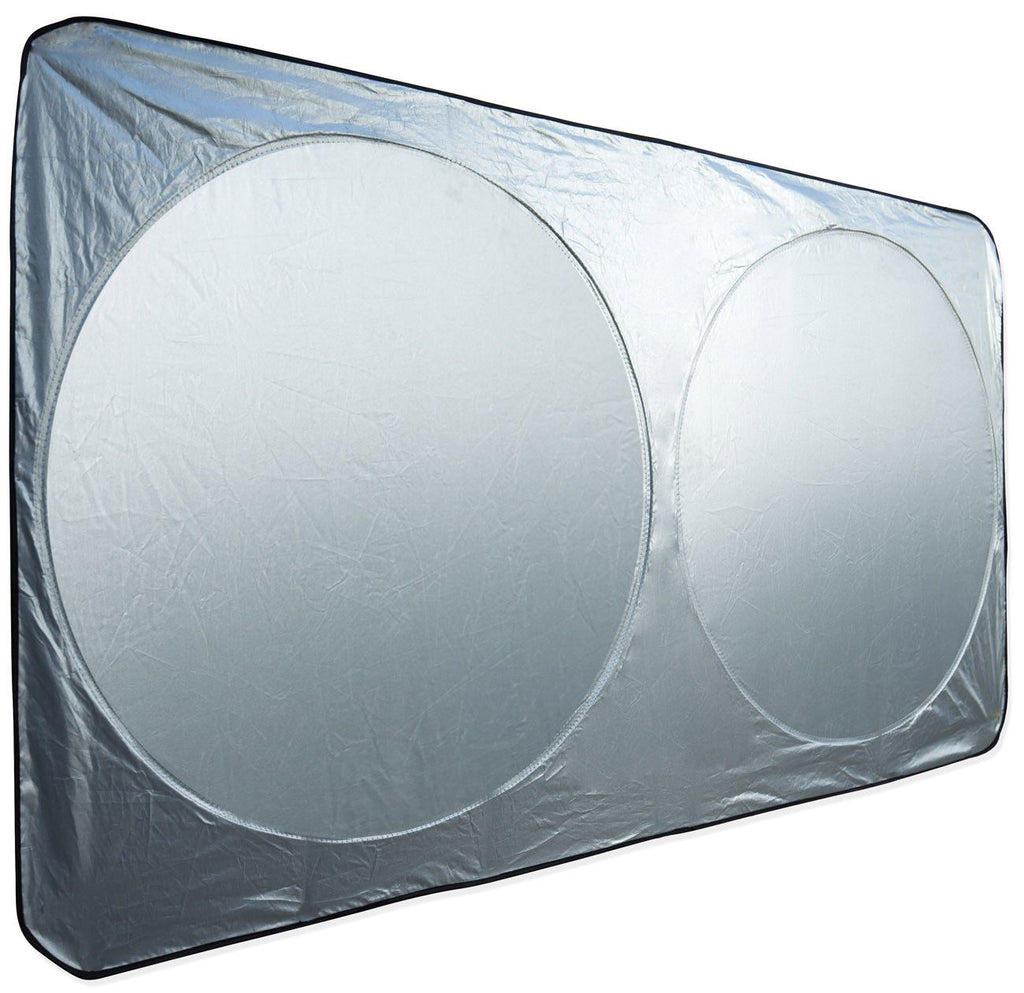 Daily Steals-OxGord, Side Window, Folding Screen Shade-Car Accessories-