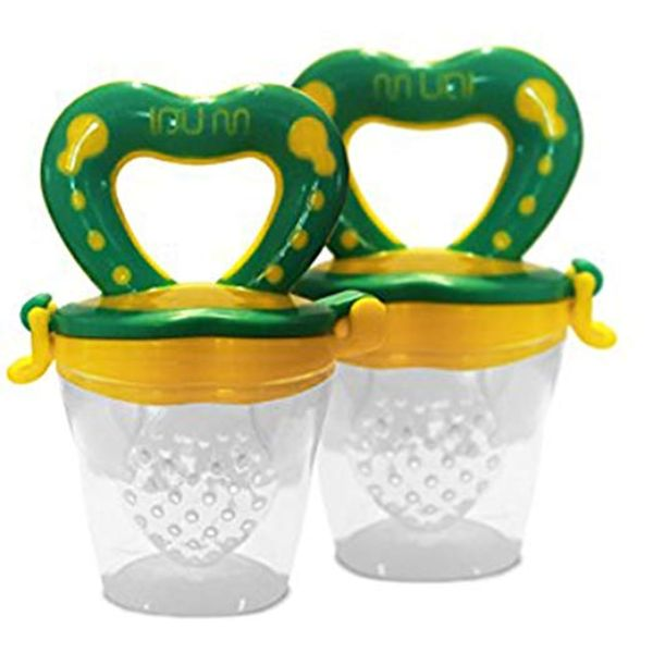 Baby Food Feeder Pacifier- 2 Pack-Daily Steals