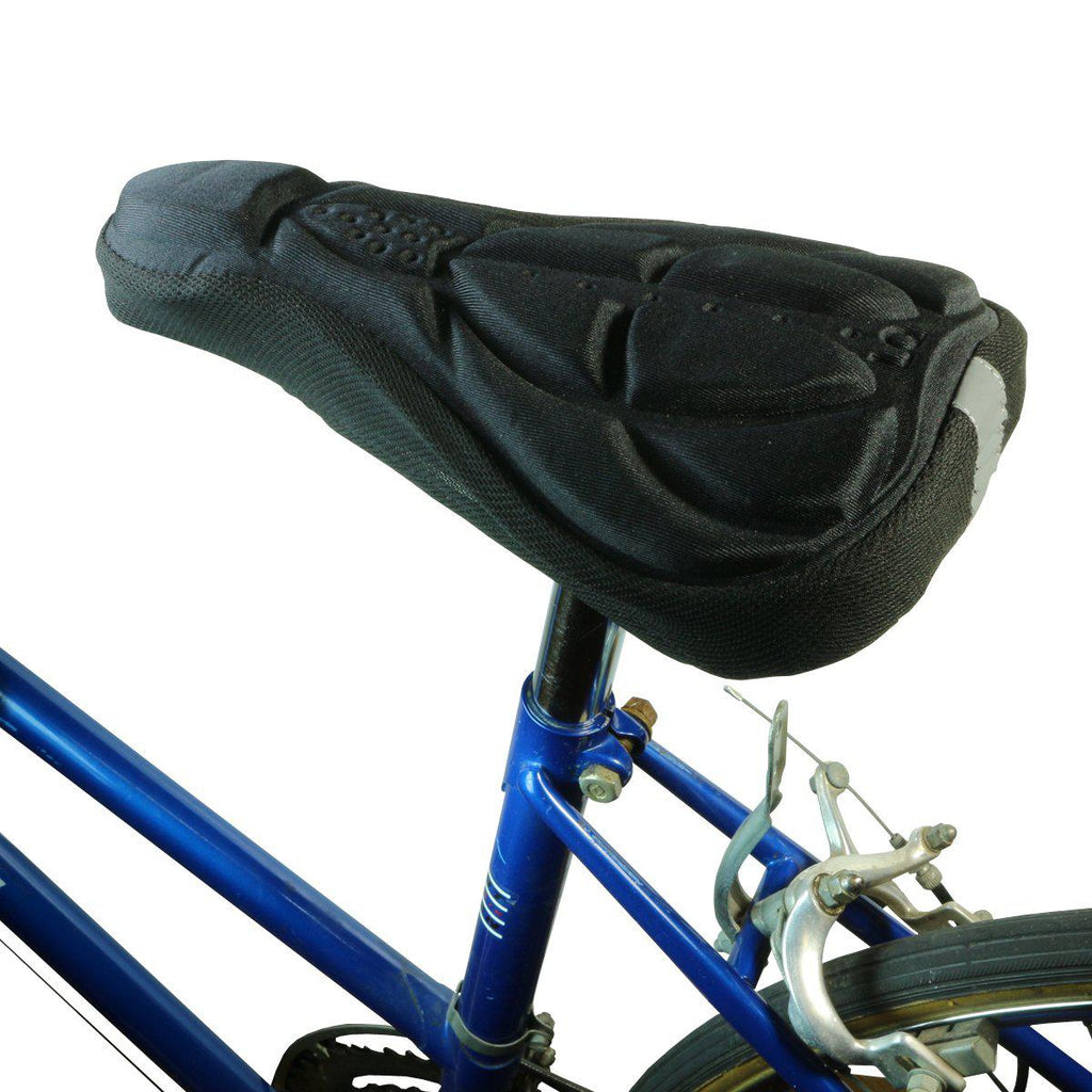 Padded Bicycle Seat-Black-Daily Steals