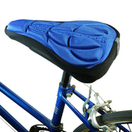 Padded Bicycle Seat-Blue-Daily Steals