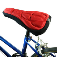 Padded Bicycle Seat-Red-Daily Steals